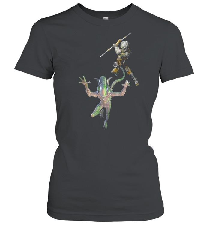 Aliens vs. Predator shirt Classic Women's T-shirt