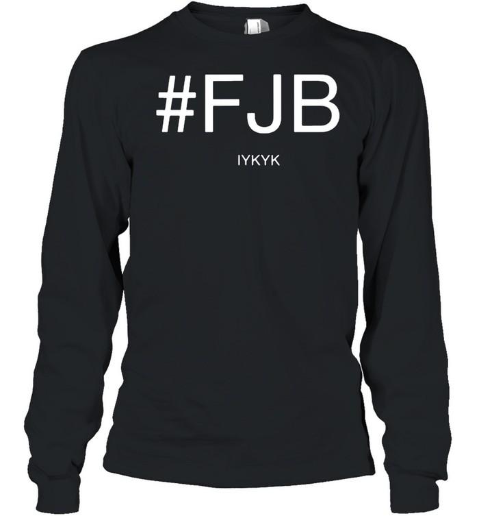 #FJB ifykyk Biden  Long Sleeved T-shirt