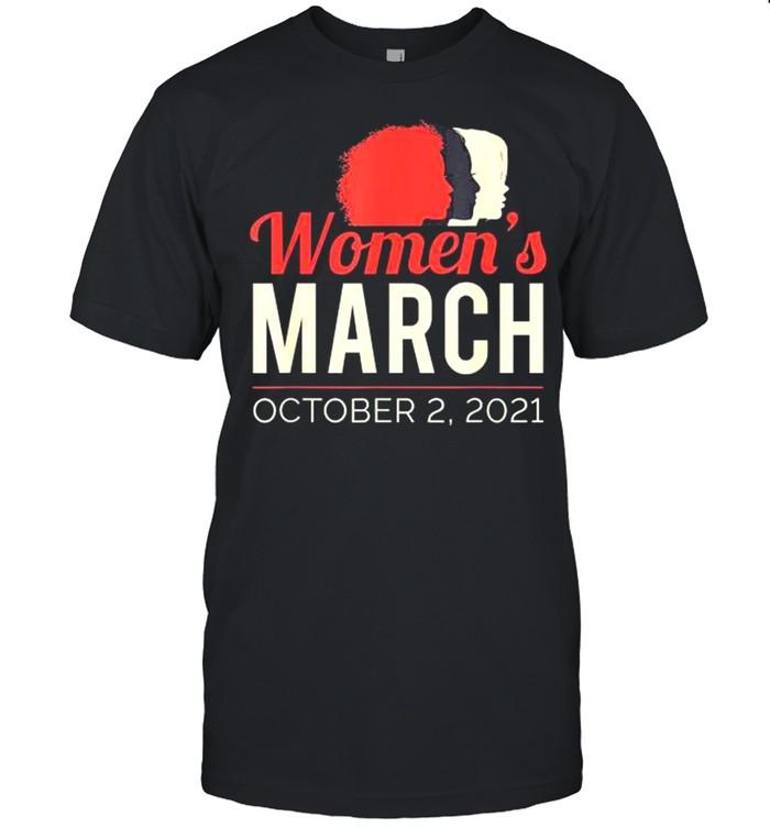 Women's March October 2021 Reproductive Rights  Classic Men's T-shirt