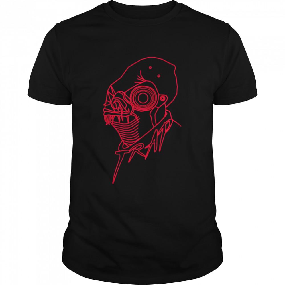 Trap Trooper shirt Classic Men's T-shirt