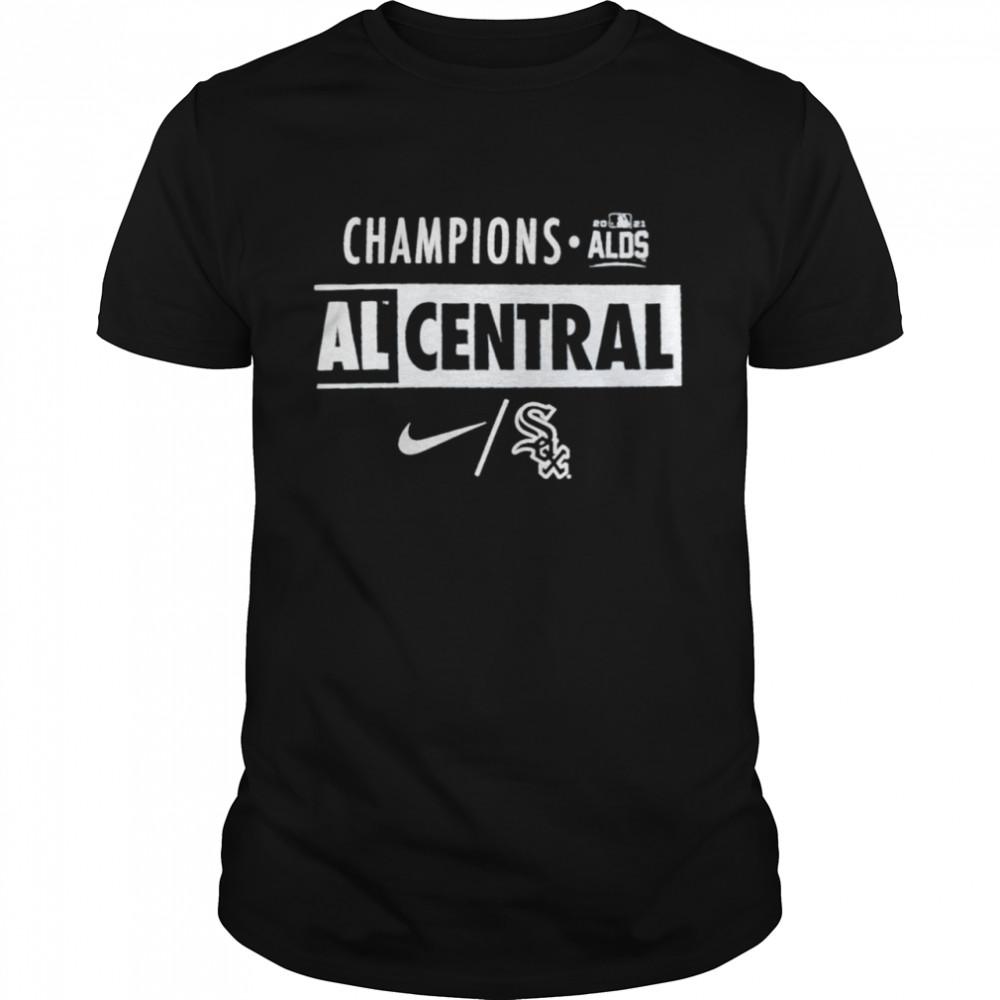 Chicago White Sox 2021 al central division champions shirt Classic Men's T-shirt