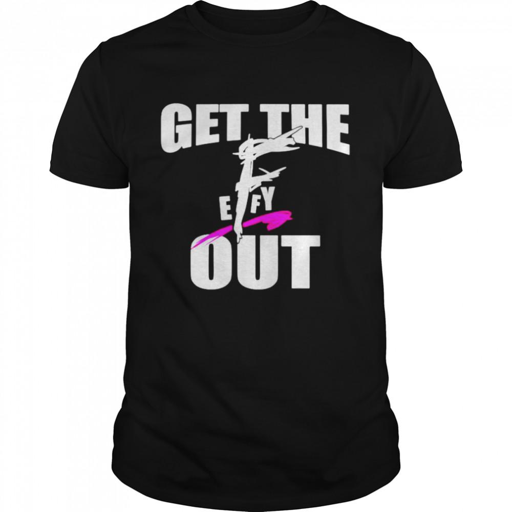 Matt Cardona get the f out shirt
