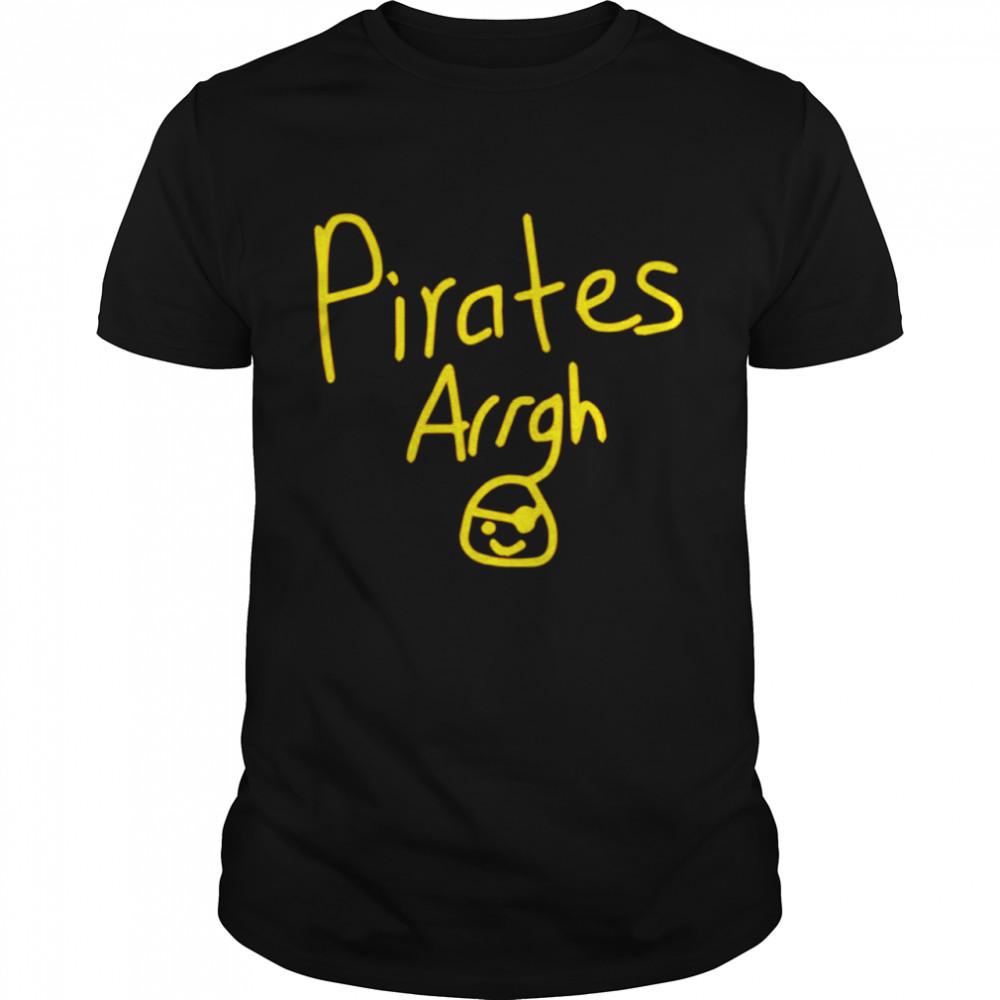 Pirates Arrgh shirt Classic Men's T-shirt