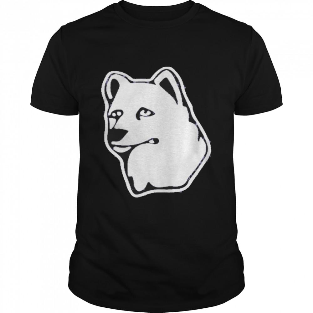 UConn Sad Husky  Classic Men's T-shirt