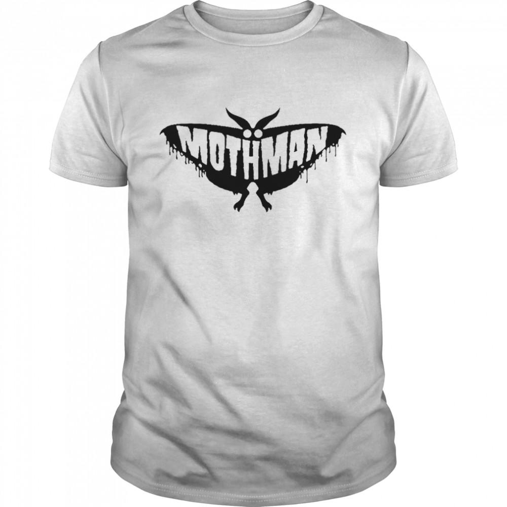 Urban Legend Mothman T-shirt Classic Men's T-shirt