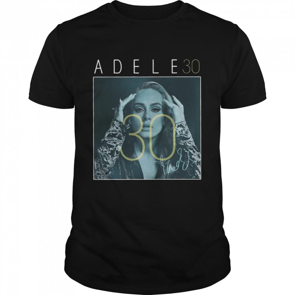 Adele 30 Signature T-shirt Classic Men's T-shirt