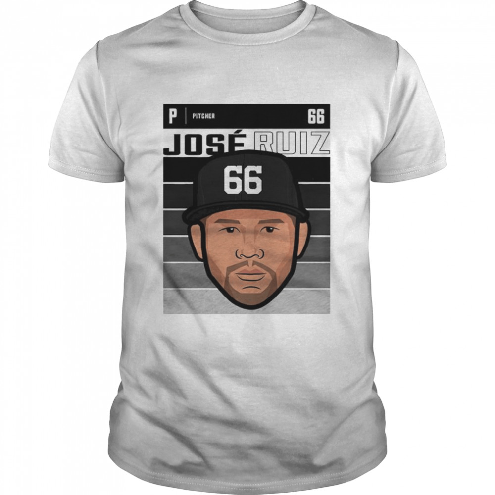 Chicago baseball number 66 Jose Ruiz shirt Classic Men's T-shirt