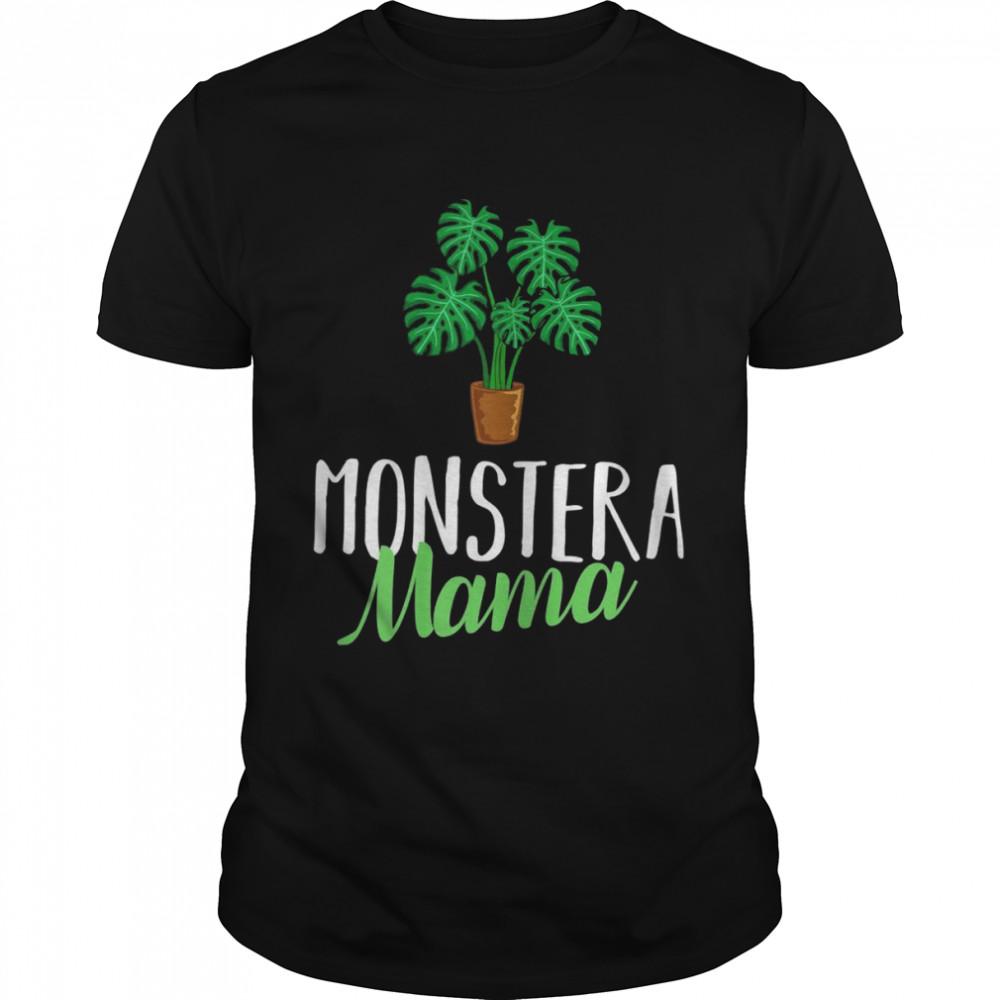 Monstera Plant Deliciosa Adansonii  Classic Men's T-shirt