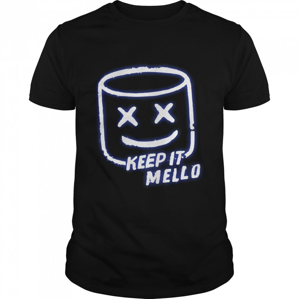 Keep It Marshmellos Color Costume For Boys Kids Men Women  Classic Men's T-shirt