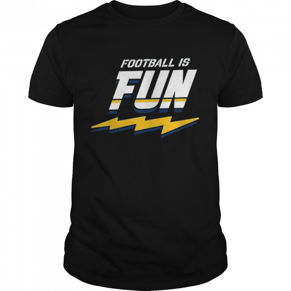Football Is Fun T- Classic Men's T-shirt