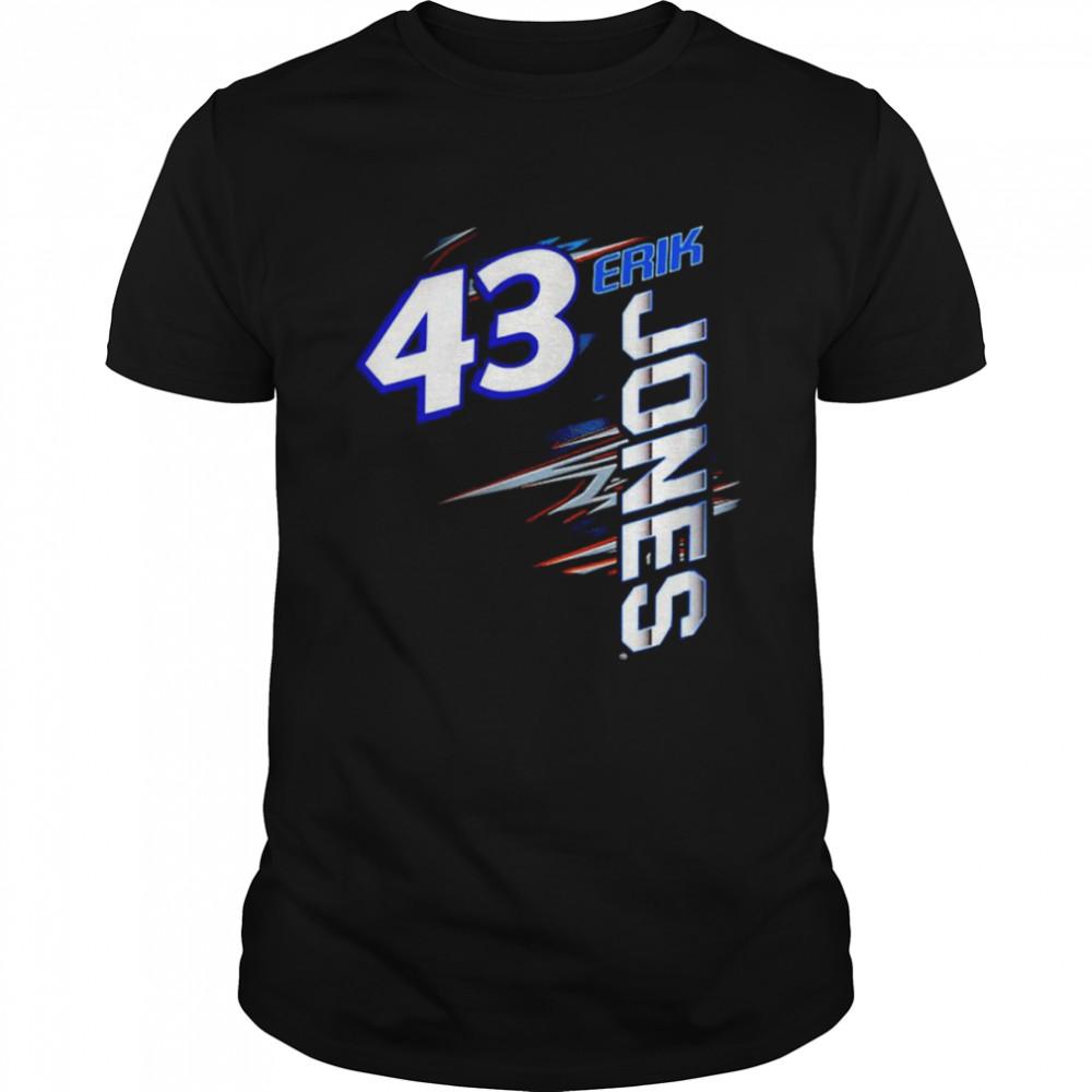 Erik Jones Checkered Flag 2022 Schedule shirt Classic Men's T-shirt