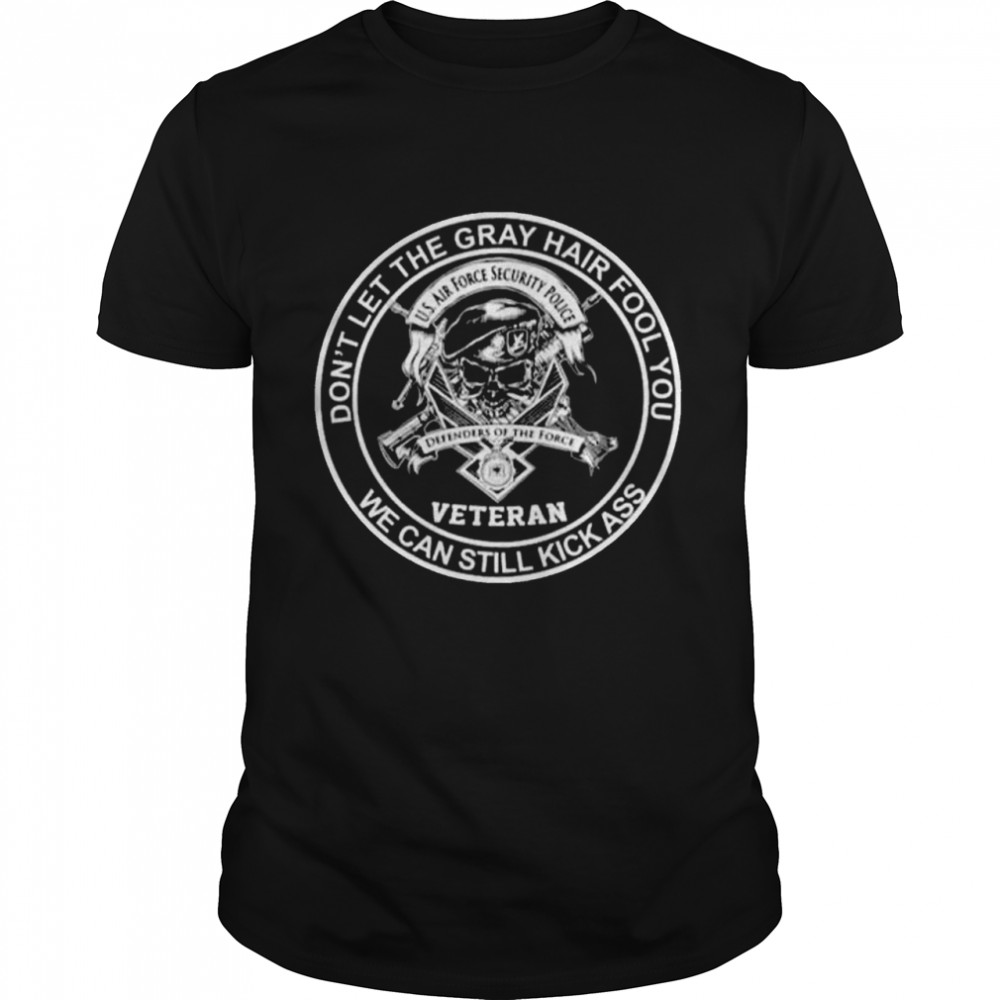 Air Force Security Police, Veterans Day T- Classic Men's T-shirt