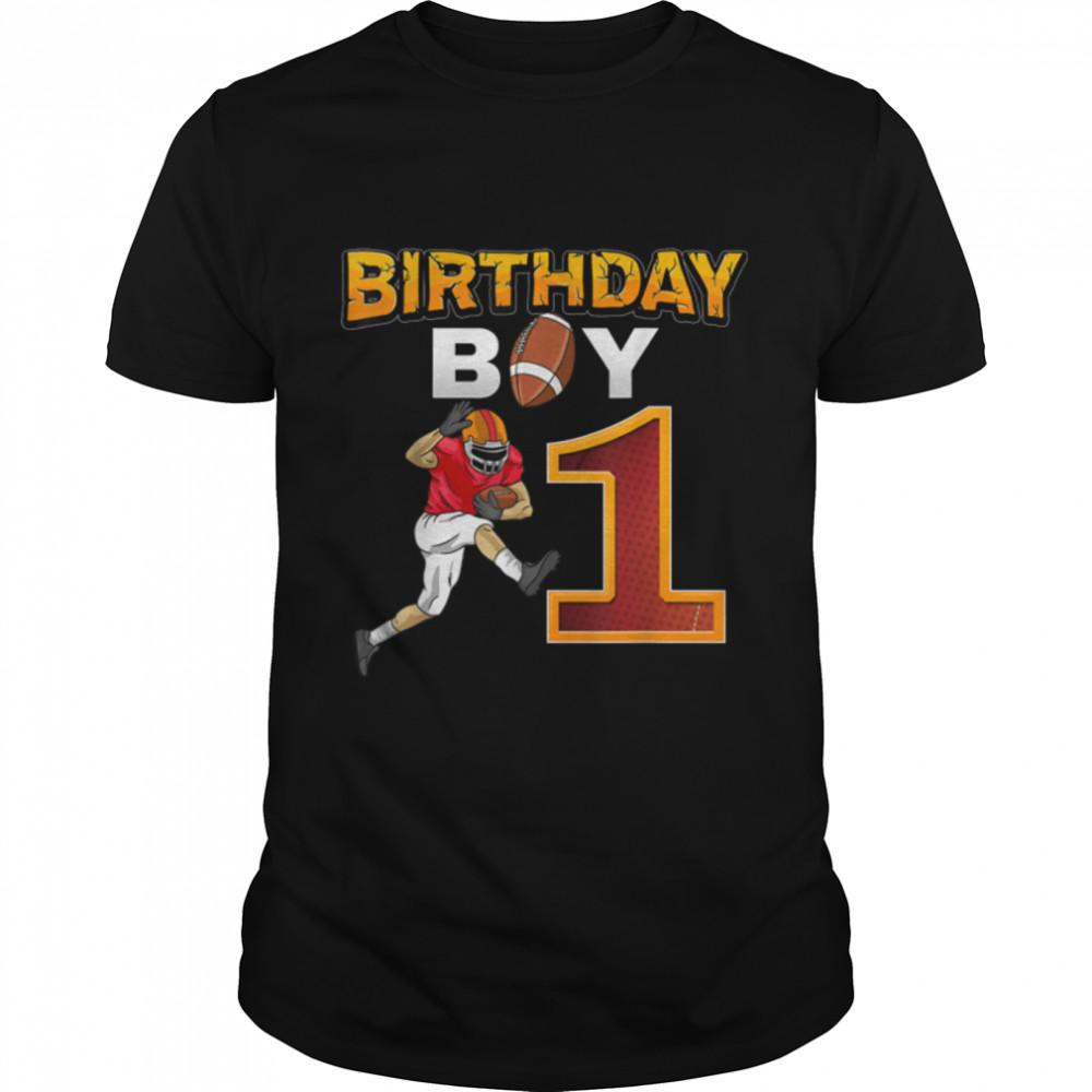 Birthday Boy 1 T- B09JXXWJ24 Classic Men's T-shirt