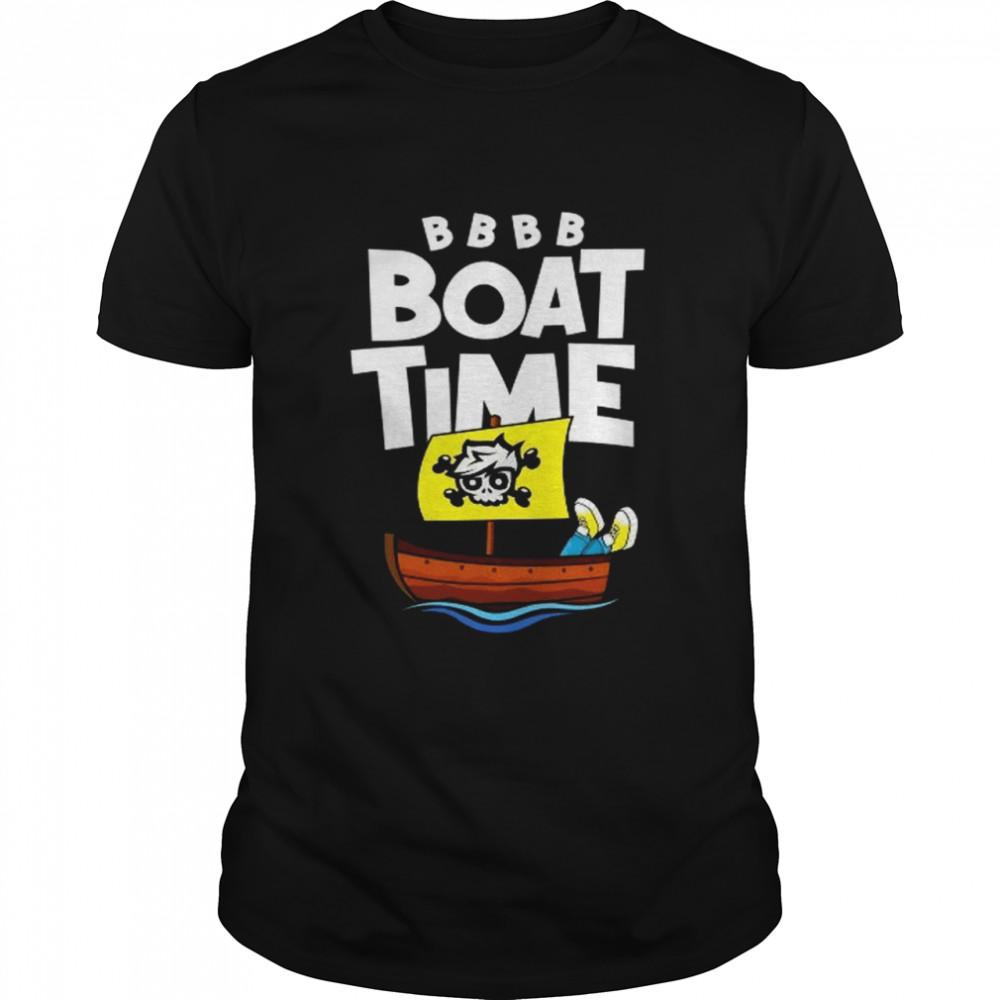 Crainer Merch Boat Time T  Classic Men's T-shirt