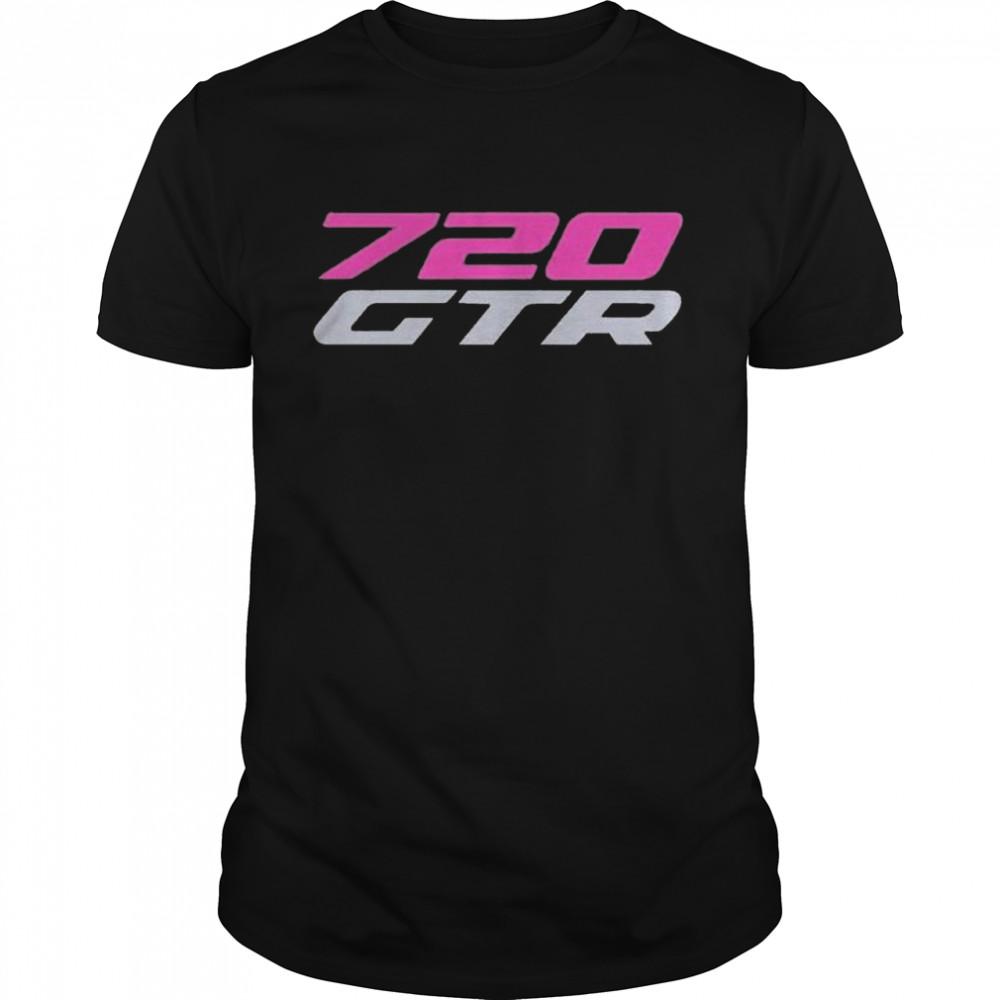DDE 720 GTR 11 shirt Classic Men's T-shirt